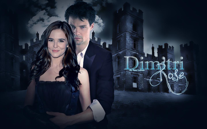 Дмитрий и роза академия вампиров