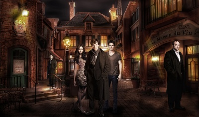 Once upon a time in Mystic-falls