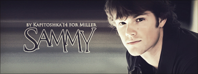Sammy for Miller