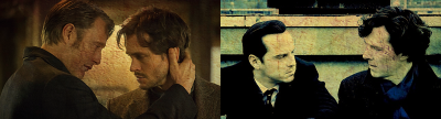 Hannigram & Sheriarty | Love Crime