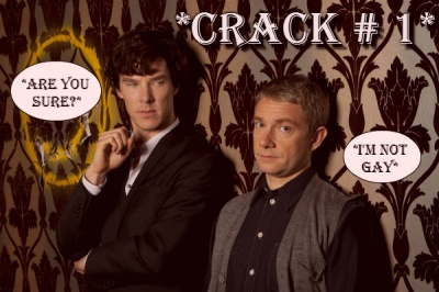 Sherlock Crack | Part 1