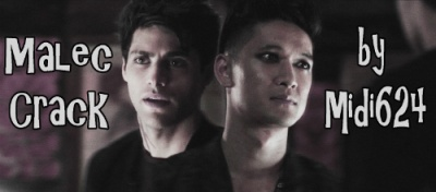 Shadowhunters | Malec crack