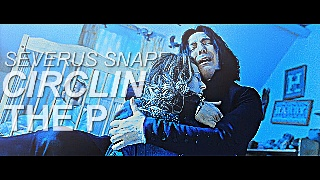 severus snape - circling the pain